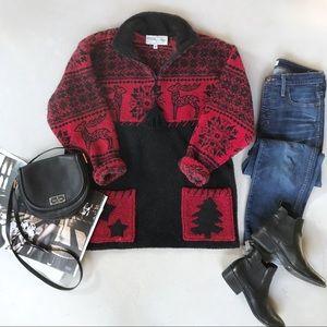 HP Tasha Polizzi For Saddleblanket Western Sweater